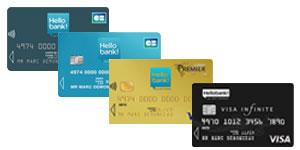 carte bancaire hellobank