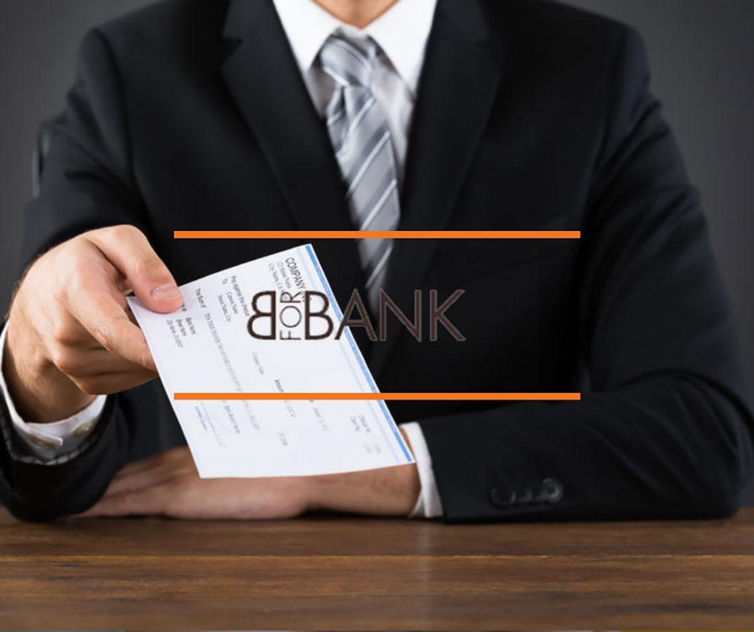chèque de banque bforbank