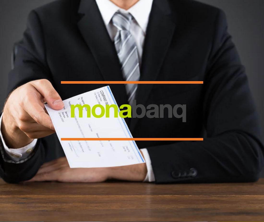 chèque de banque monabanq