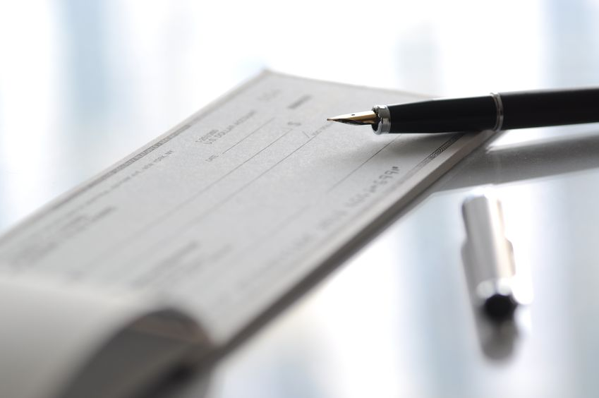 délai encaissement chèque bancaire