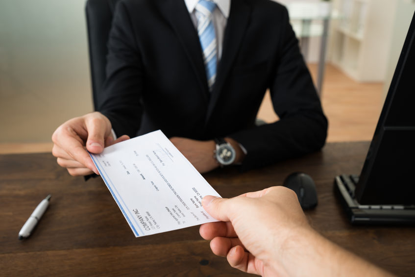 durée de validité d'un chèque