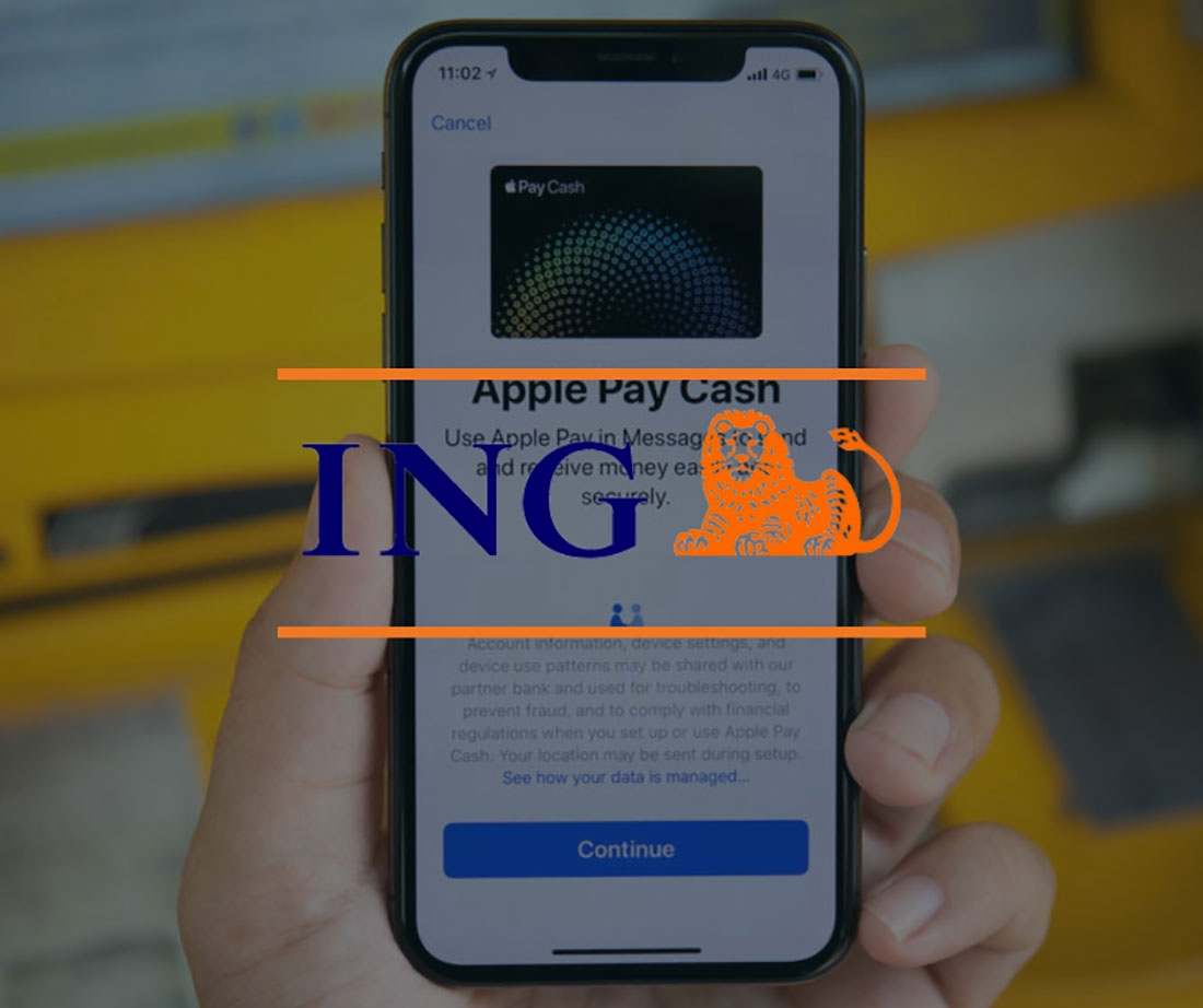 ing direct apple pay