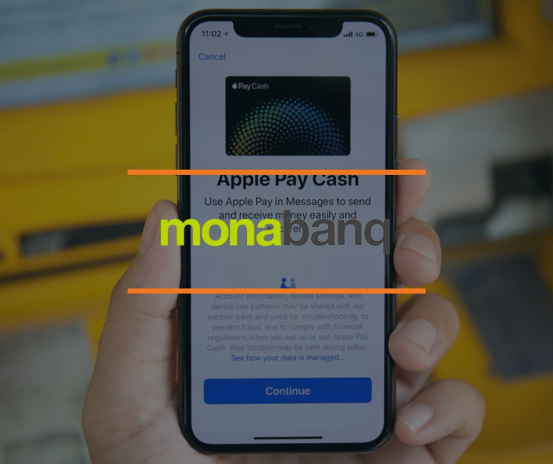 monabanq apple pay