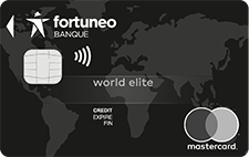 black card fortuneo